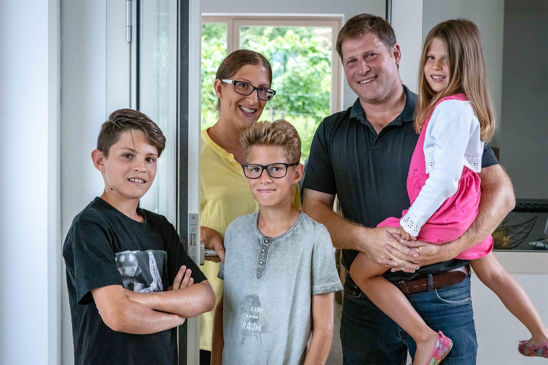 Familienfoto 2021